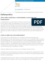 Dalfampridina