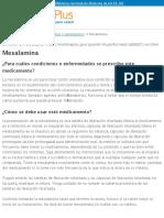 Mesalamina