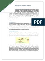 Practica Factor de P