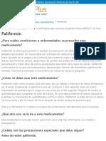 Palifermin
