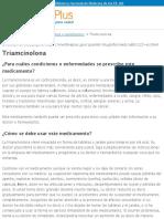 Triamcinolona