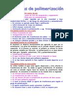 Tecnicas de Polimerizacion.pdf