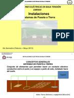Instalaciones Electricas - Parte 6- Sistemas de Puesta a Tierra