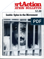 Covert Action Information Bulletin #24 - Spies in the Movement