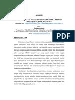 REVIEW FORMAT JURNAL - Materi Kuliah Tamu Kelas Reguler