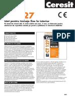 Ct 127 Gletfinisajefine