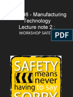 02 Workshop Safety