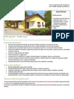 Oferta Casa Florina