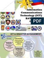 Information Communications Technology the Bayanhihan Concept