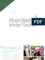 Aberdeen's Winter Festival