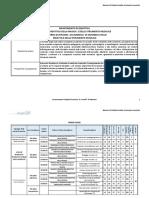 DM n. 308 - Piano Di Studio Biennio Didattica Dello Strumento Ordinamentale
