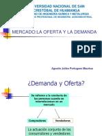 Tema IV Mercado La Oferta y La Demanda