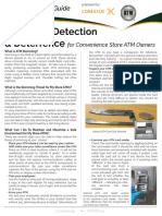 ATM Skimming Detection and Deterrence Guide