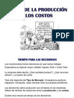 Teoria de La Produccion y Costos
