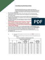 B777 Fuel Measuring Stick Manual Notes