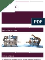 Metering oil n gas
