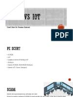 Scada vs Iot