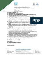 Gen Terms - Std. TEC2016.doc