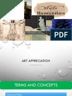 Art Appreciation PDF