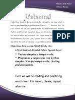 (5) Quinta Lección Preply Tutor Alfredo Borjas (Libro 2)