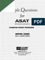 Sample-Paper-ASAT-Nurture.pdf