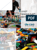 Leaflet Lego Serious Play