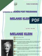 2. Melanie Klein