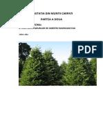 Vegetatia din muntii Carpati 2-compozitia floristica si faunistica