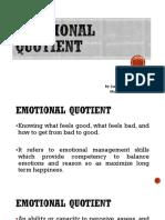 Emotional Quotient Espinas