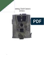 Manual HT001