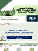 02(c)- Pendekatan Moduler