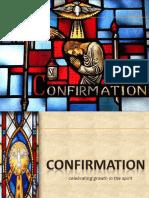 Confirmation Sacrament