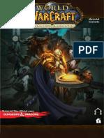 World of Warcraft para D&D5e - Livro Básico_1.0