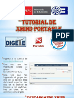 MANUAL DEL SOFTWARE Xmind PORTABLE.pptx