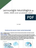 Semiologie Neurologica NMC NMP Sens Atax 2018 Text (1)