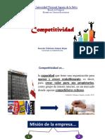 1. Competitividad