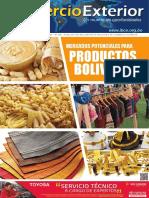 Ce 255 Mercados Potenciales Productos Bolivianos