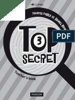 Top Secret 3. Teacher Book