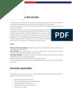 Configuraciones Servicios Troncal SIP_EMPRESAS