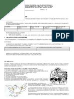 Plan de Apoyo Evaluación de Suficiencia Grado 6 Ética y Cívica