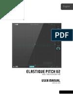 ElastiquePitchV2 Manual