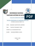 INFORME DE SALIDA DE CAMPO N°02