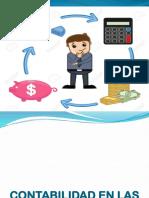 Diapositivas Contabilidad en Las Organizaciones