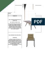 Cotizacion TDP Cata Arguello