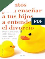 32997 Cuentos Para Ensenar a Tus Hijos a Entender El Divorcio