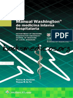 Manual Washington de Medicina Interna Hospitalaria