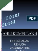 Presentation Moral teori teologi