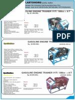 Katalog Engine Stand