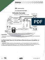 1-74 Al 1-130 Informacion de Electricidad Y Electronica
