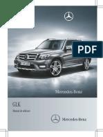 Manual de Utilizare GLK 2010